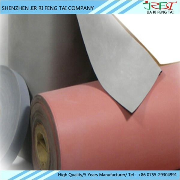 Thermal Insulator Silicone Sheet For Electric Welding Machine 2