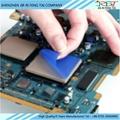 CPU Silicone Pad Thermal Gap Pad  For