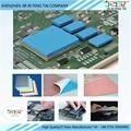 导热硅胶片厂家生产LED绝缘软
