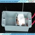 10:1 led高导热有机硅灌封胶 充电器导热灌封胶 车载电暖气导热灌封胶  1
