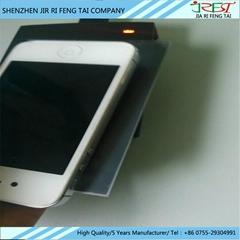 鐵氧體片 吸波材料防磁貼 手機抗干擾防磁貼屏蔽紙公交卡改裝屏蔽