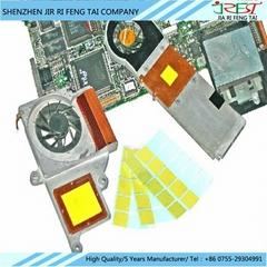 相變化系列導熱硅膠片 相變材料 應用於內存/功率模塊 橋式整流器