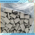 Thermal Insulation Silicone Rubber Cap For Electronic Parts and Components 2