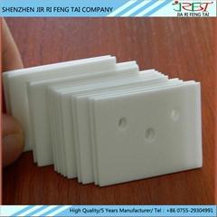 氧化鋁導熱陶瓷片 散熱陶瓷片 電子陶瓷