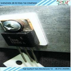 高導熱陶瓷片 氧化鋁陶瓷片 耐高溫氧化鋁陶瓷基片 電子陶瓷