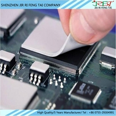 Cooling Material Thermal Pad Silica Gap Pad For Electronic  Products