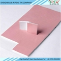 Manufacturer Fiberglass Insulation Thermal Silcone Pad For LED