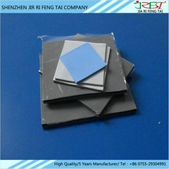 Thermal Silicone Sheet  Thermal Gap Pad  For  Smart Phone / Tablet PC