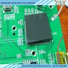 汽車發動機模塊散熱硅膠片 高導熱硅膠片 硅膠墊片