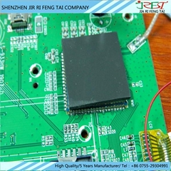 High Thermal Conductive Silicon Sheet Thermal Pad For  Auto Equipment (Hot Product - 1*)