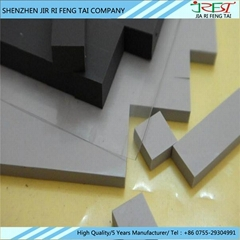 Thermal conductivity of silica gel film