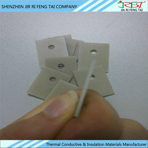 Aluminium Nitride Ceramic Ain Substrate With 170 W M K