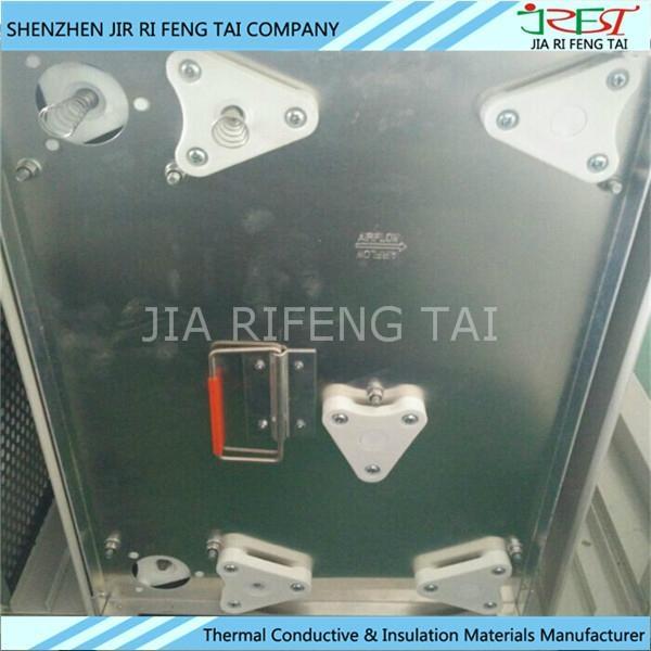 異型氧化鋁陶瓷 可定做抽油煙機散熱氧化鋁陶瓷 3