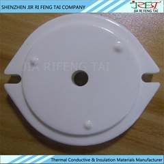 吸塵器散熱陶瓷配件 氧化鋁陶瓷 定做氧化鋁陶瓷