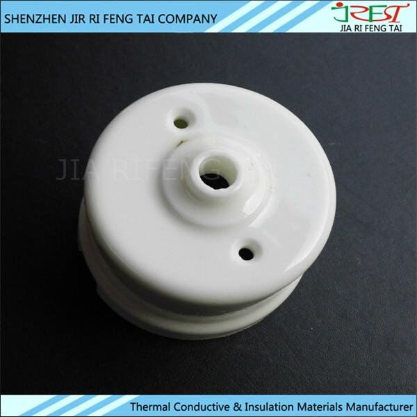 Vacuum Cleaner Heat Dissipation Alumina Ceramic Insulation Al2O3 Ceramic  3