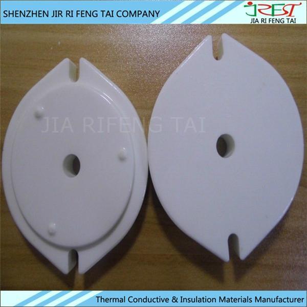Vacuum Cleaner Heat Dissipation Alumina Ceramic Insulation Al2O3 Ceramic  4