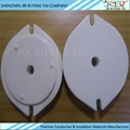 Vacuum Cleaner Heat Dissipation Alumina Ceramic Insulation Al2O3 Ceramic  4