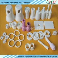 非标订做95、99氧化铝陶瓷、陶瓷件、 氧化锆陶瓷