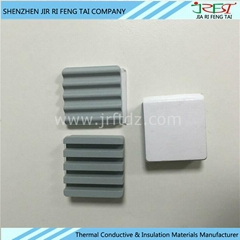 LCD-TV Heat Dissipation Thermal SiC Ceramic