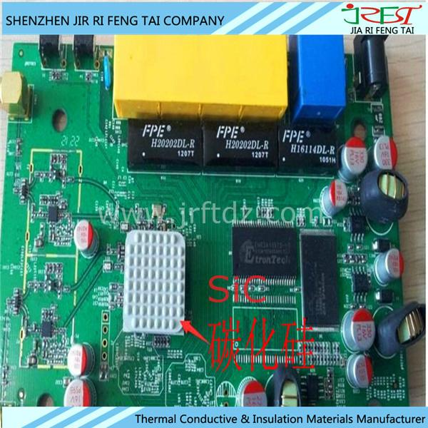 LCD-TV Heat Dissipation Thermal SiC Ceramic  3