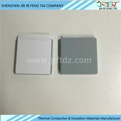 供應網絡大功率設備散熱碳化硅陶瓷片 機頂盒CPU碳化硅陶瓷片