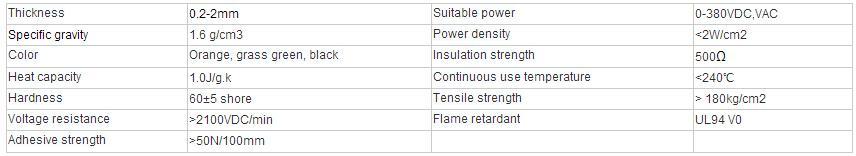 防水電子硅膠加熱膜 硅膠加熱墊 加熱片 5