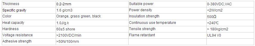 硅橡膠加熱板 可調溫硅膠電加熱板 發熱板 4