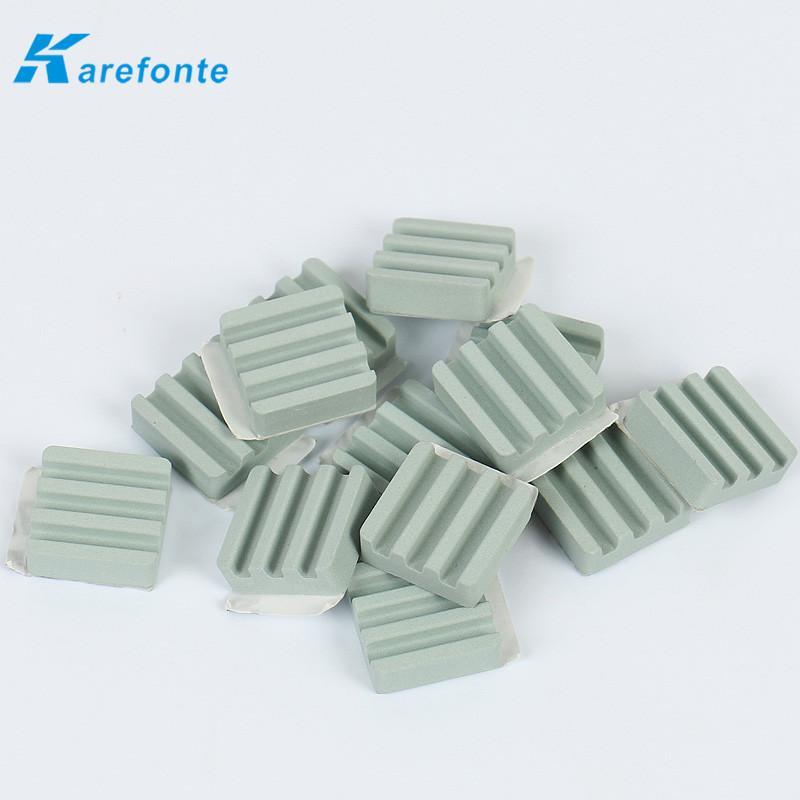 宽频分享器 机顶盒应用SiC 陶瓷散热片 绝缘导热碳化硅陶瓷 2