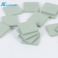 Thermal SiC Ceramic CPU Heat Dissipation Silicon Carbide With adhesive