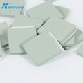 单面背胶碳化硅陶瓷片CPU散热专用SiC碳化硅陶瓷基片 5