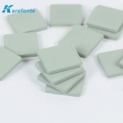 單面背膠碳化硅陶瓷片CPU散熱專用SiC碳化硅陶瓷基片