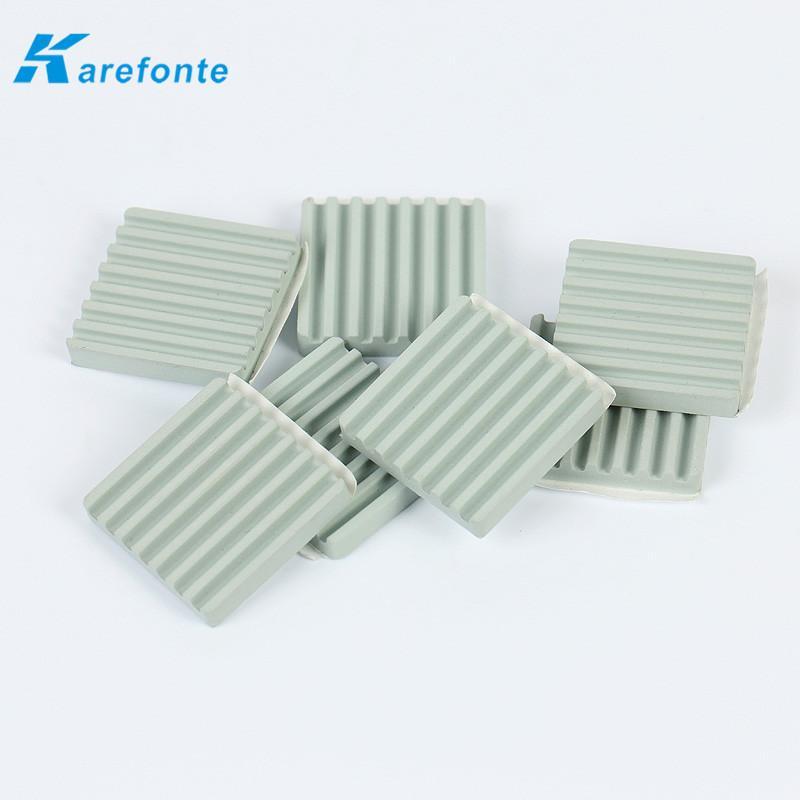 供应网络大功率设备散热碳化硅陶瓷片 机顶盒CPU碳化硅陶瓷片 1