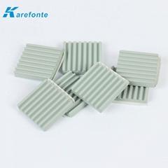 供应网络大功率设备散热碳化硅陶瓷片 机顶盒CPU碳化硅陶瓷片
