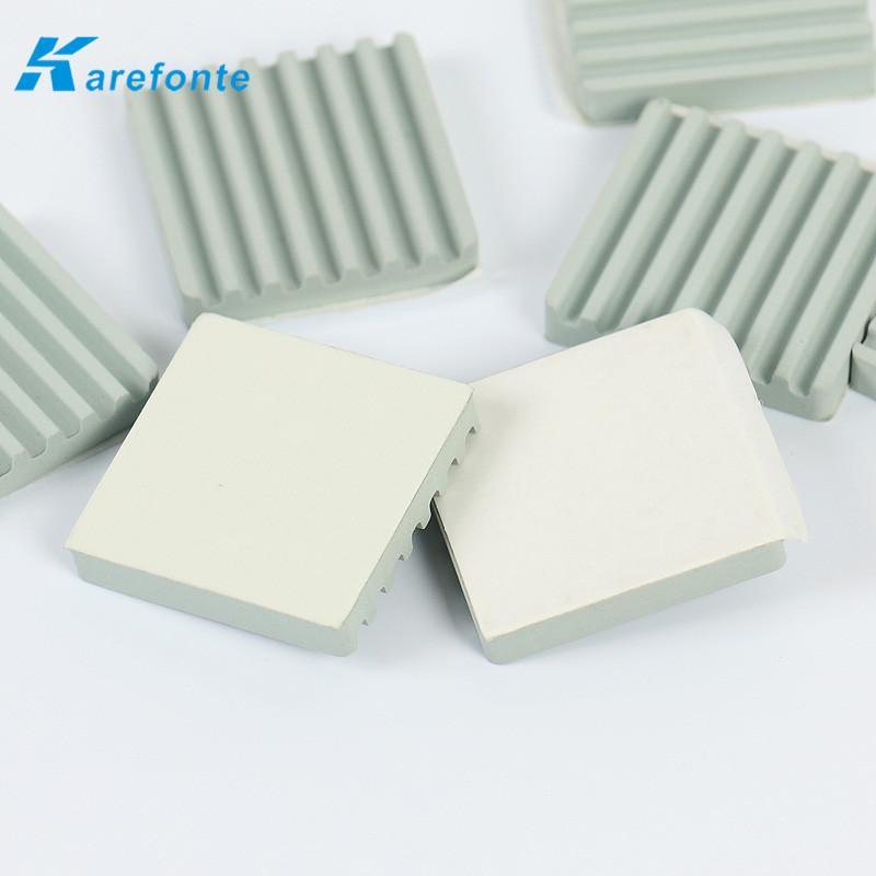 供应网络大功率设备散热碳化硅陶瓷片 机顶盒CPU碳化硅陶瓷片 2