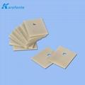 TO-247 1x17x22mm 散热氮化铝陶瓷片 绝缘高导热氮化铝170w/m.k  1