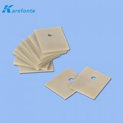 TO-247 1x17x22mm 散热氮化铝陶瓷片 绝缘高导热氮化铝170w/m.k