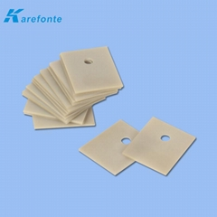 TO-247 1x17x22mm Aluminium Nitride Ceramic AIN Substrate With 170 w/m.k