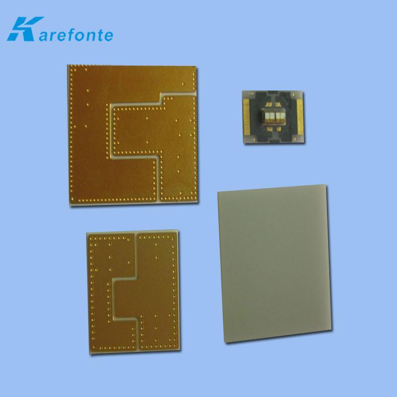 高导热ALN氮化铝陶瓷片 氮化铝陶瓷 片 1