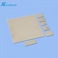 耐高温氮化铝陶瓷垫片高导热氮化铝基片 2