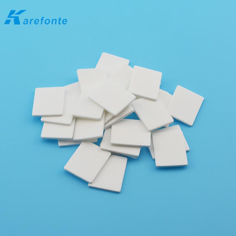 TO-3P 陶瓷片 氧化鋁陶瓷基片氧化96氧化鋁陶瓷0.6MM*20MM*25MM無孔 1