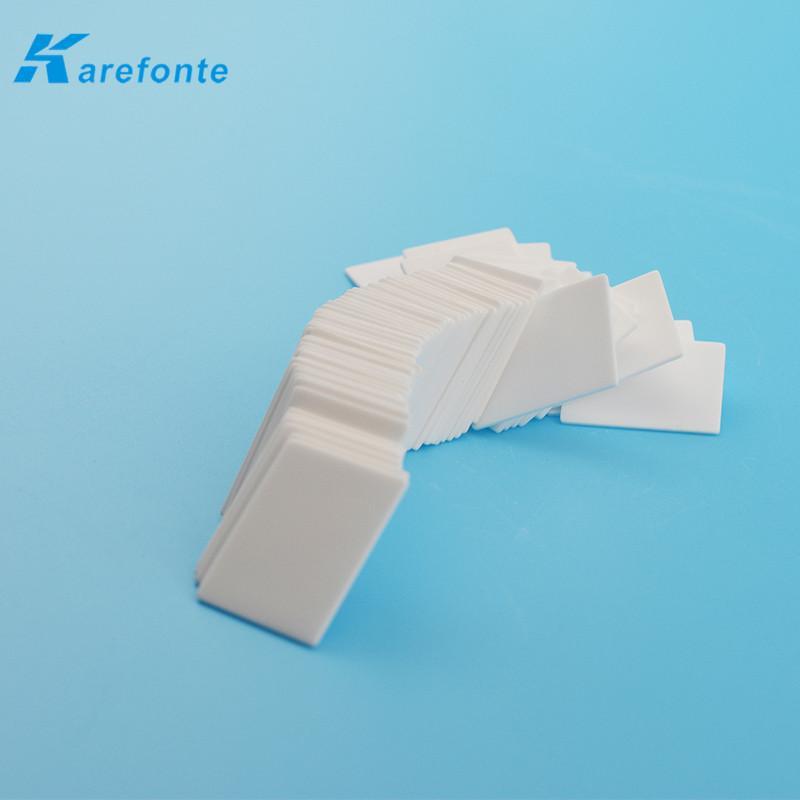 TO-3P 陶瓷片 氧化鋁陶瓷基片氧化96氧化鋁陶瓷0.6MM*20MM*25MM無孔 3