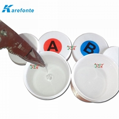 LED Transparent Thermal Encapsulant / Electronic Silicone Sealant