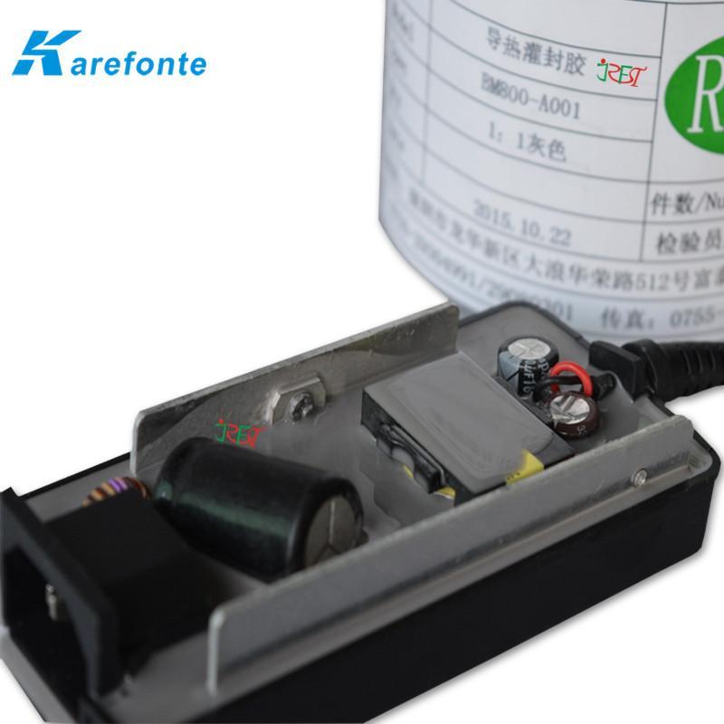 驱动电源导热灌封胶 控制器高导热灌封胶 (1:1) 4