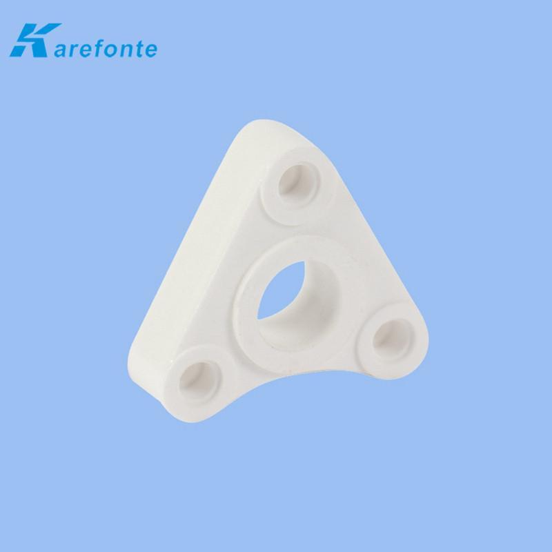 异型氧化铝陶瓷 可定做抽油烟机散热氧化铝陶瓷 2