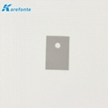 0.3*13*19mm TO-220 Thermal Insulator Silicone Pad With Hole