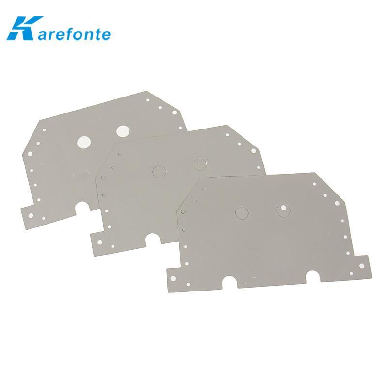 扭扭車漂移車專用 散熱片硅膠布  硅膠軟墊片 絕緣布  4
