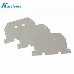 導熱矽膠片95*145*0.3MM 扭扭車矽膠片 硅膠軟墊片 散熱絕緣布