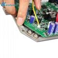 导热矽胶片95*145*0.3MM 扭扭车矽胶片 硅胶软垫片 散热绝缘布 3