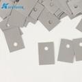 现货供应TO-3P导热矽胶片 导热片 散热矽胶片20*25 *0.3mm 硅胶片 有孔 2