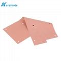 導熱矽膠片 硅膠散熱片 絕緣硅膠片  2
